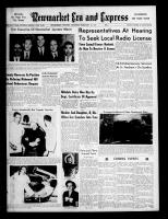 Newmarket Era and Express (Newmarket, ON), February 28, 1957