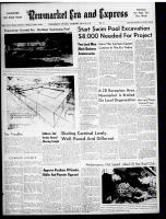 Newmarket Era and Express (Newmarket, ON), March 28, 1957