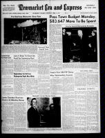 Newmarket Era and Express (Newmarket, ON), April 11, 1957