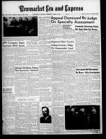 Newmarket Era and Express (Newmarket, ON), April 18, 1957