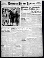 Newmarket Era and Express (Newmarket, ON), April 25, 1957
