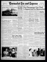 Newmarket Era and Express (Newmarket, ON), May 16, 1957