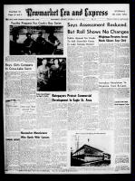 Newmarket Era and Express (Newmarket, ON), July 25, 1957