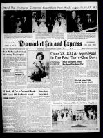 Newmarket Era and Express (Newmarket, ON), August 8, 1957