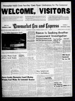 Newmarket Era and Express (Newmarket, ON), August 15, 1957