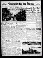 Newmarket Era and Express (Newmarket, ON), August 22, 1957