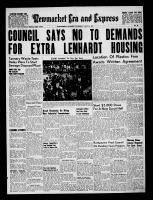 Newmarket Era and Express (Newmarket, ON), July 24, 1958