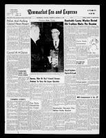 Newmarket Era and Express (Newmarket, ON), January 21, 1960