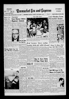 Newmarket Era and Express (Newmarket, ON), September 1, 1960