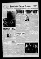 Newmarket Era and Express (Newmarket, ON), September 8, 1960