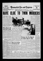 Newmarket Era and Express (Newmarket, ON), September 29, 1960