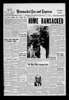 Newmarket Era and Express (Newmarket, ON), October 13, 1960