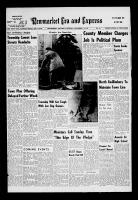Newmarket Era and Express (Newmarket, ON), November 10, 1960