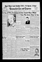 Newmarket Era and Express (Newmarket, ON), November 17, 1960