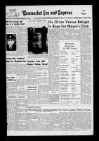 Newmarket Era and Express (Newmarket, ON), November 24, 1960