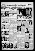 Newmarket Era and Express (Newmarket, ON), December 1, 1960