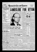 Newmarket Era and Express (Newmarket, ON), December 8, 1960