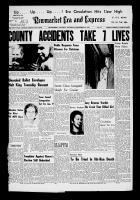 Newmarket Era and Express (Newmarket, ON), December 29, 1960