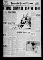 Newmarket Era and Express (Newmarket, ON), June 15, 1961