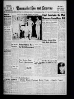 Newmarket Era and Express (Newmarket, ON), August 31, 1961