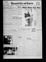 Newmarket Era and Express (Newmarket, ON), October 19, 1961