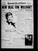 Newmarket Era and Express (Newmarket, ON), November 9, 1961