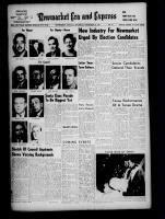 Newmarket Era and Express (Newmarket, ON), November 30, 1961
