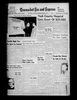 Newmarket Era and Express (Newmarket, ON), January 4, 1962