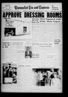 Newmarket Era and Express (Newmarket, ON), January 25, 1962