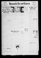 Newmarket Era and Express (Newmarket, ON), June 14, 1962