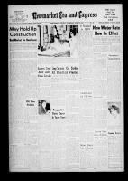 Newmarket Era and Express (Newmarket, ON), June 28, 1962