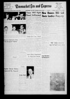 Newmarket Era and Express (Newmarket, ON), July 26, 1962