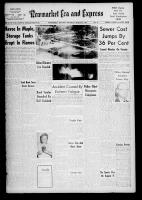 Newmarket Era and Express (Newmarket, ON), August 9, 1962