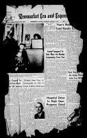 Newmarket Era and Express (Newmarket, ON), January 3, 1963