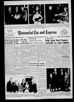 Newmarket Era and Express (Newmarket, ON), May 29, 1963