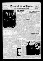 Newmarket Era and Express (Newmarket, ON), January 8, 1964
