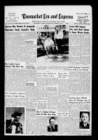 Newmarket Era and Express (Newmarket, ON), January 15, 1964