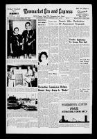 Newmarket Era and Express (Newmarket, ON), July 29, 1964