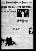 Newmarket Era and Express (Newmarket, ON), April 7, 1965