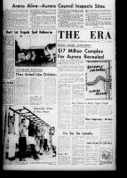 The Era (Newmarket, Ontario), October 27, 1965