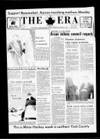 The Era (Newmarket, Ontario), January 24, 1968