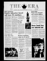 The Era (Newmarket, Ontario), July 31, 1968