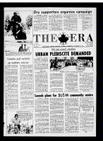 The Era (Newmarket, Ontario), October 30, 1968