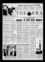 The Era (Newmarket, Ontario), November 6, 1968