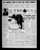 The Era (Newmarket, Ontario), January 22, 1969