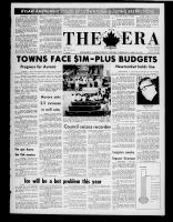 The Era (Newmarket, Ontario), April 30, 1969