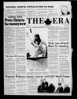 The Era (Newmarket, Ontario), June 25, 1969