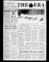 The Era (Newmarket, Ontario), January 7, 1970