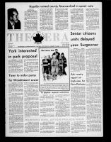 The Era (Newmarket, Ontario), January 21, 1970
