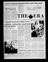 The Era (Newmarket, Ontario), March 18, 1970